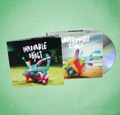 Immovable Object vs Unstoppable Force (cd)