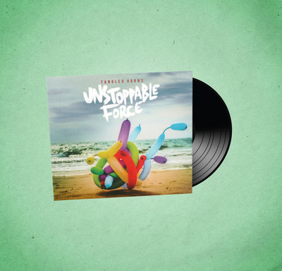 Unstoppable Force (vinyl)